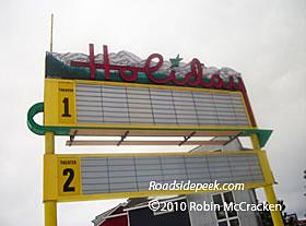 Roadside Peek Drive In Theatre Rocky Mountains 2