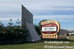 State Line Drive-in Theater