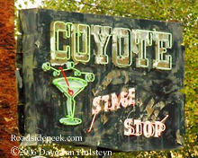 Coyote Stage